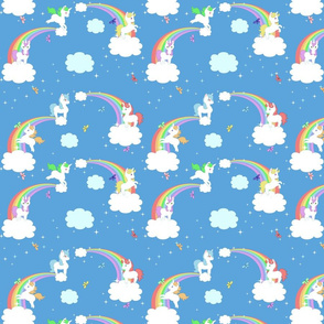 Unicorns and Rainbows - Small
