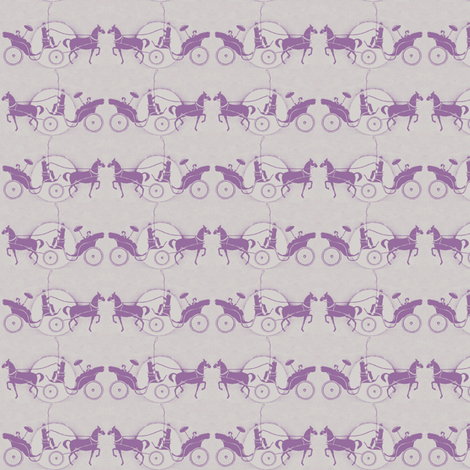 Deco Carriage fabric by ragan on Spoonflower - custom fabric