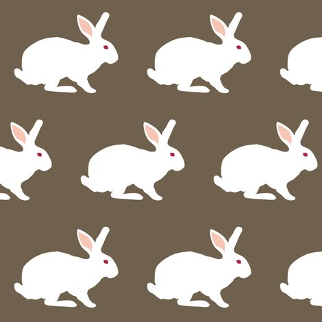 Rwhite_rabbit_on_brown._shop_preview