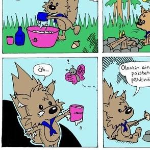 Pähkylät -vartio