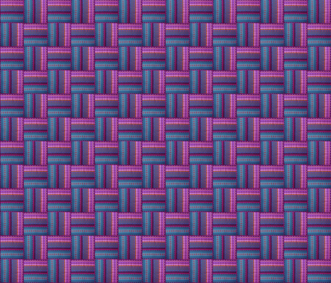 Latin weave fabric by krs_expressions on Spoonflower - custom fabric