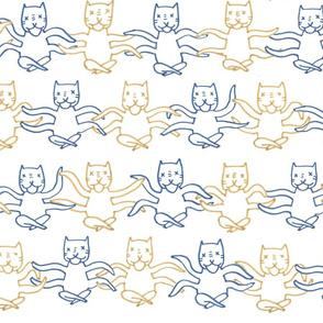 Shiva Cats