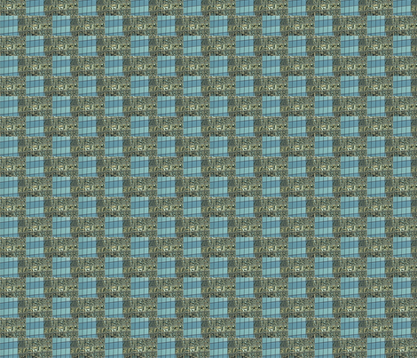 Window & reflections fabric by walkwithmagistudio on Spoonflower - custom fabric