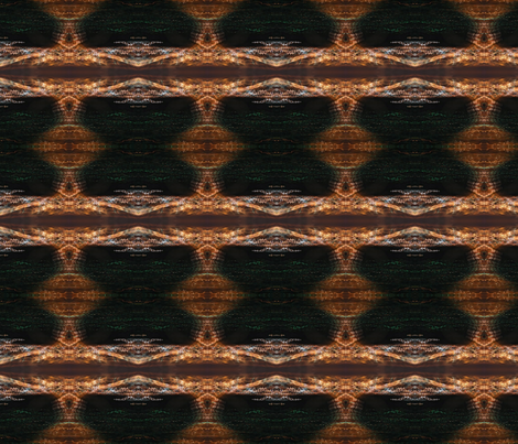 Warp Speed Tweed fabric by walkwithmagistudio on Spoonflower - custom fabric