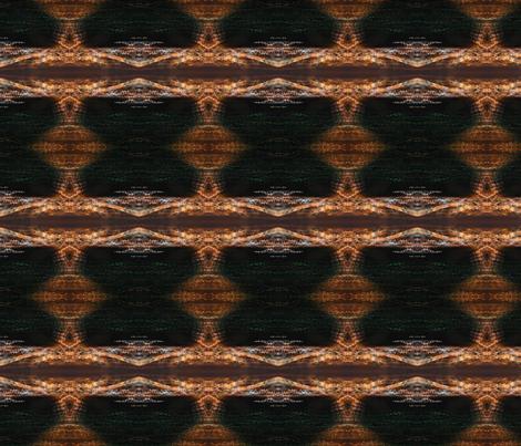 Warp Speed Tweed fabric by walkwithmagistudio on Spoonflower - custom fabric