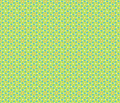 Tile fabric by shannonkornis on Spoonflower - custom fabric
