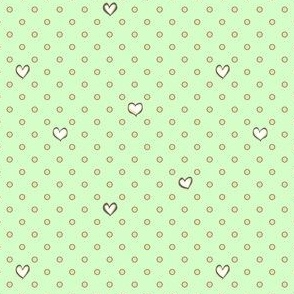 Love for Dots Mint
