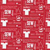 Sew_Text_fabric_RED