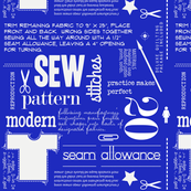Sew_Text_fabric_blue
