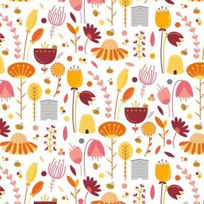Bee Pattern