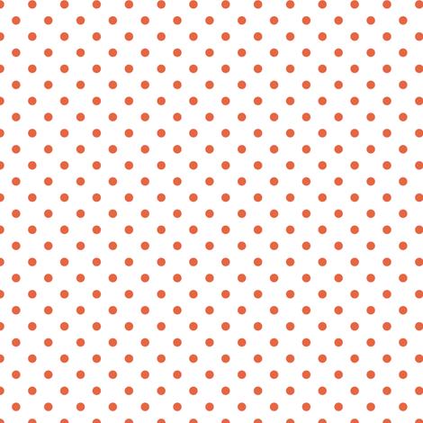 polka dot in koi fabric by chantae on Spoonflower - custom fabric
