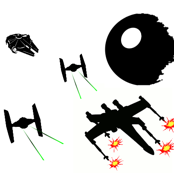 Death Star Battle