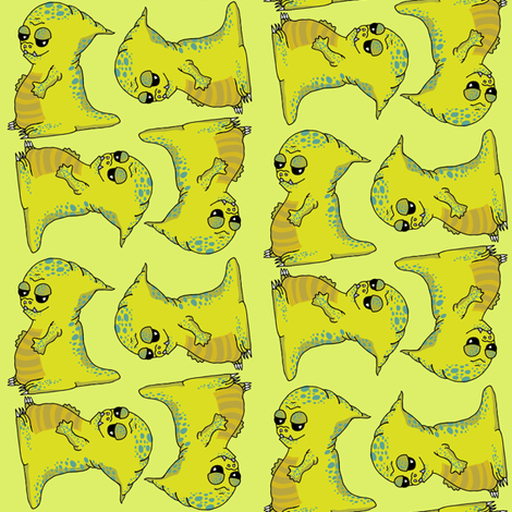 niggle fabric by woodle_doo on Spoonflower - custom fabric