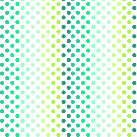 Shamrock Shimmy fabric by veritymaddox on Spoonflower - custom fabric