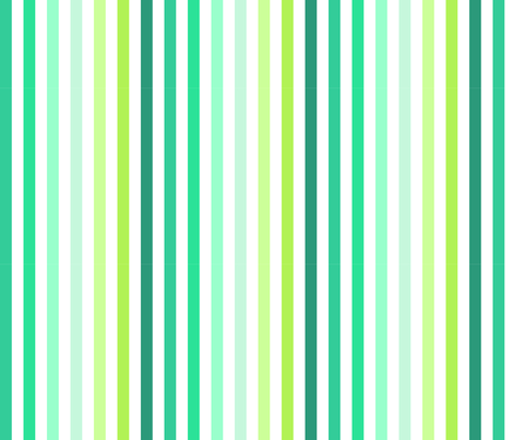 Shamrock Shake fabric by veritymaddox on Spoonflower - custom fabric