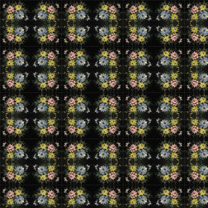 floral toleware