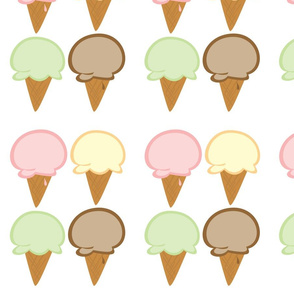 Ice Cream Cut Outs
