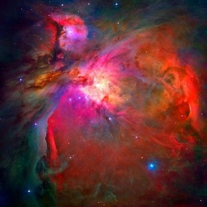 Orion Nebula Bright