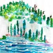 Rwatercolorwaterandtrees_ed_shop_thumb