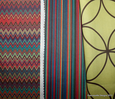 Fall 2013 Fashion Colors Mini Stripe