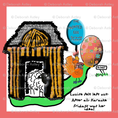 The Painted Egg