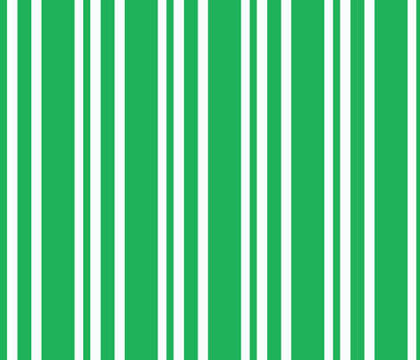 dapper green fabric by knittychick on Spoonflower - custom fabric