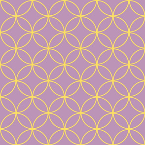 Encircled ~ Lemon and Lavender