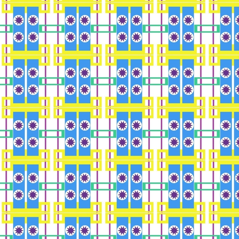 Amiens Stripe fabric by boris_thumbkin on Spoonflower - custom fabric