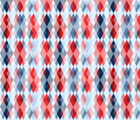 fourth_of_july_argyle fabric by fentonslee on Spoonflower - custom fabric