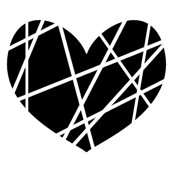 Rblack_heart_on_white_abstract_shop_thumb