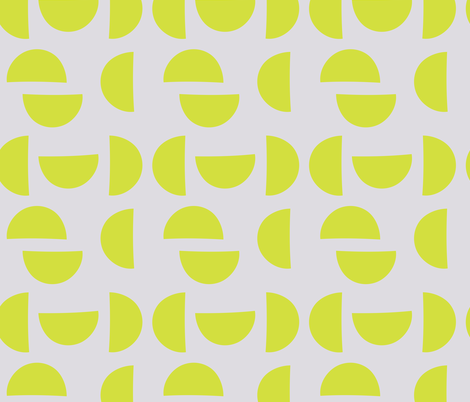 Shape up fabric by zimbiezooella on Spoonflower - custom fabric
