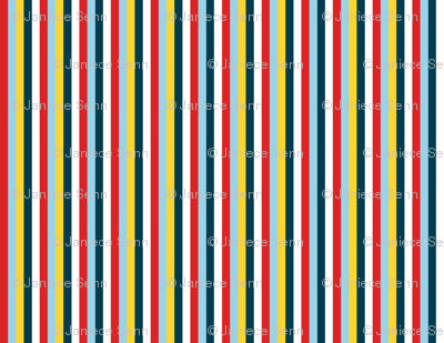 vertical sailing stripes