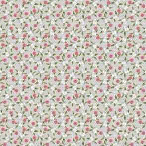 Ditsy Floral and Dots