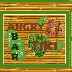 Angry tiki
