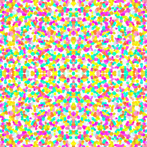 A Bright Summer Day - SMALL print fabric by theartwerks on Spoonflower - custom fabric