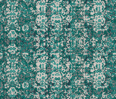 Leopard_Camo fabric by neverwhere on Spoonflower - custom fabric
