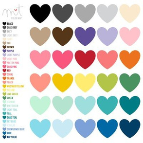 misstiina color map 2014