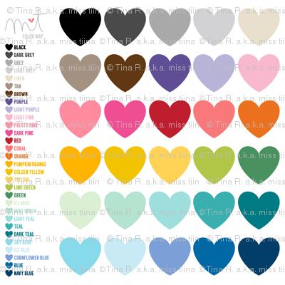 misstiina color map 2015