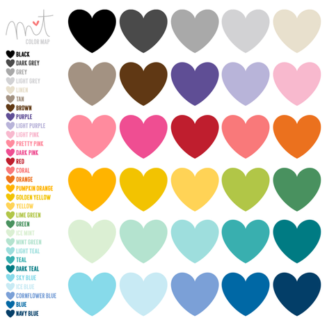 misstiina color map 2015