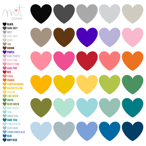 misstiina color map