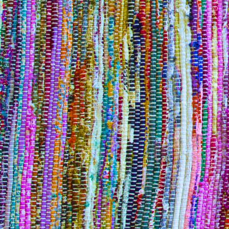 Colorful Sari Rug Print fabric by theartwerks on Spoonflower - custom fabric
