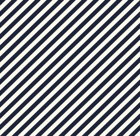 Diagonal Stripes - navy fabric by kimsa on Spoonflower - custom fabric