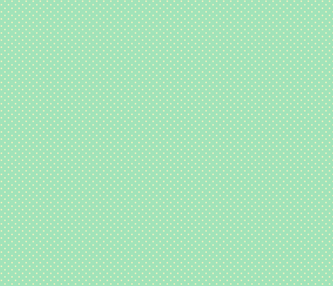 Mint and Cream fabric by shadow-people on Spoonflower - custom fabric