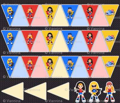 Bunting_GirlPower