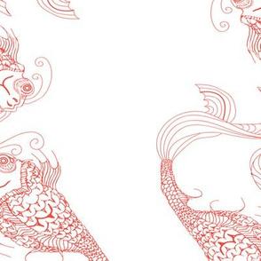 Fish fFabric