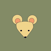 meek mouse small