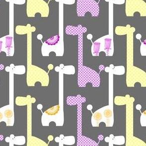 Mod Giraffes
