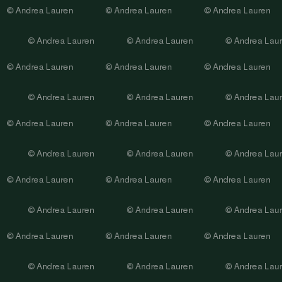 Andrea Lauren - Rifle Green Coordinate Fabric