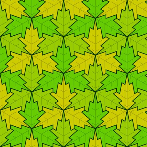 leaf 3x3 spring / summer