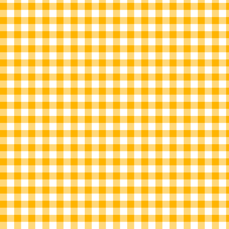 saffron gingham fabric by weavingmajor on Spoonflower - custom fabric
